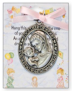 Crib Medal - You are Always in my Heart.