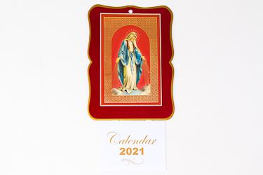 Miraculous 2021 Calendar.
