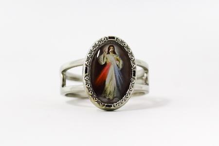 Divine Mercy Ring.
