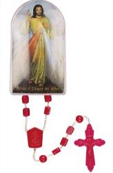 Divine Mercy Rosary.