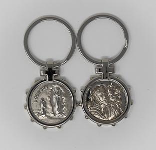 St.Christopher Rosary Key Ring.