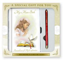Girl's Confirmation Gift Set.