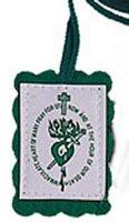 Green Scapular & Leaflet