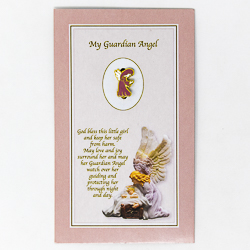 Guardian Angel Baby Brooch.
