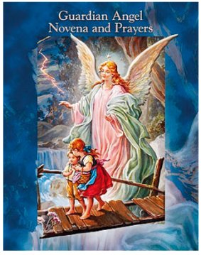 Guardian Angel Novena and Prayers Book.