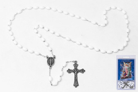 Guardian Angel Rosary & Novena Book.