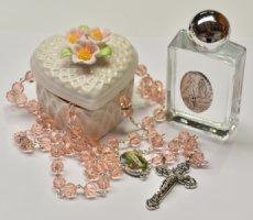 Rosary Gift Set.