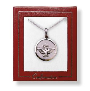 Silver Plated Holy Spirit Necklace