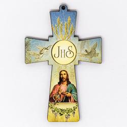 JHS Communion Wall Cross.
