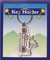 Key Ring Don't Text & Drive.