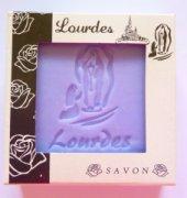 Lourdes Lavender Soap.