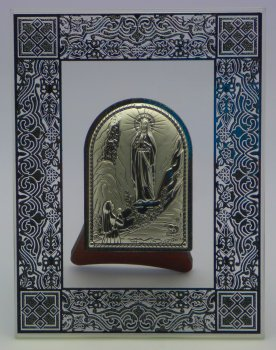 Silver Sterling Apparition Ornament.