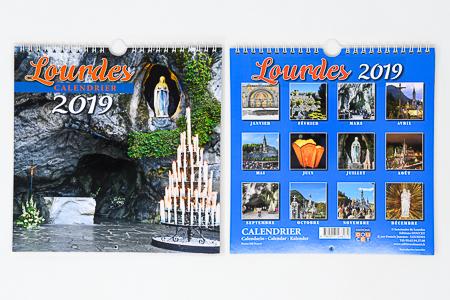 Lourdes Official Calendar 2019