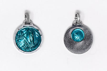 Blue Apparition Medal.