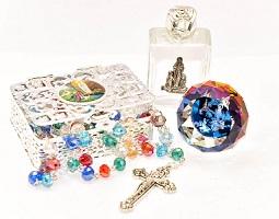 Lourdes Apparition Gift Set.