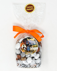 Lourdes Chocolate Candy.
