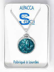 Lourdes Apparition Necklace.
