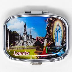 Lourdes Pill Box.