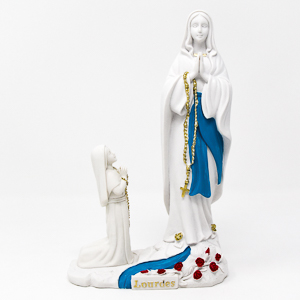 Statue of the Apparitions.