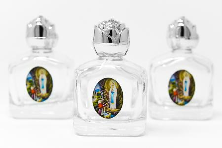 Lourdes Water - Glass Bottle