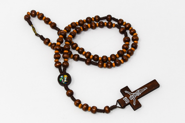 Cord Rosary Beads.