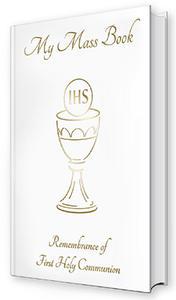 My First Missal Book.