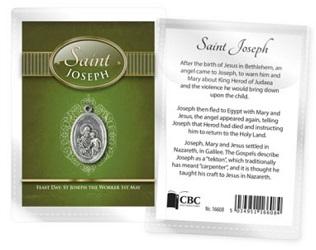 Saint Joseph Medal.