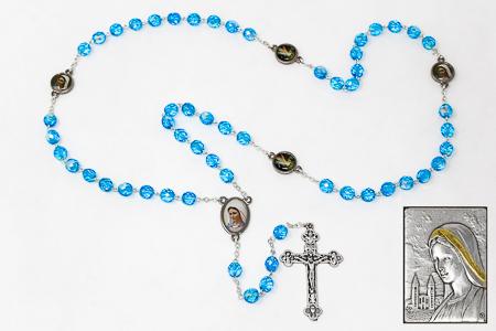 Medjugorje Rosary Beads.