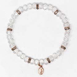 Miraculous Quartz Crystal Bracelet.