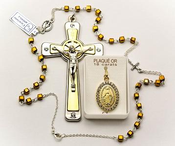 Miraculous Medal Gift Set.