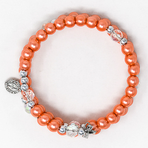 Miraculous Rosary Bracelet