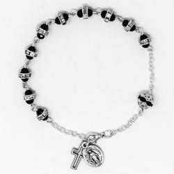Miraculous Rosary Bracelet.