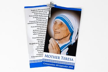 Mother Teresa Memorabilia .