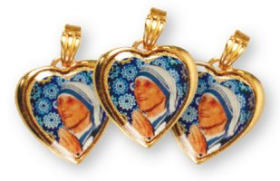 St Teresa of Calcutta Medal.