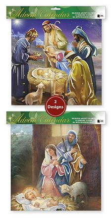 Nativity Advent Calendar.
