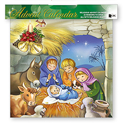 Nativity Advent Calendar.