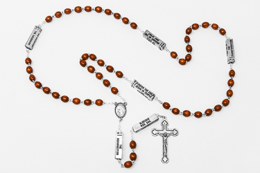 Our Father Rosary Beads.