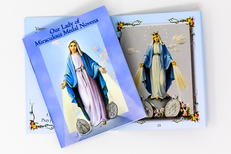 Our Lady of the Miraculous Medal & Prayer Book