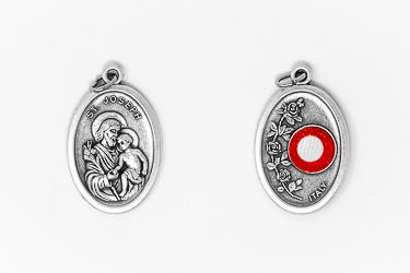Saint Joseph Relic Medal.