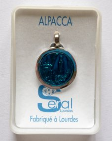 Blue Apparition Medal.