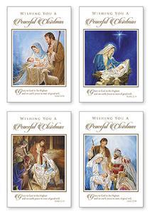 Angel Christmas Card.