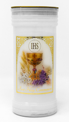 Pillar Candle - First Holy Communion.