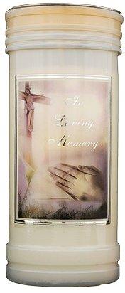 Pillar Candle - In Loving Memory