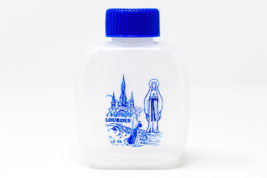 Lourdes Water Bottle.