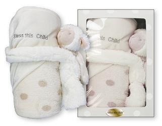 Plush Lamb Teddy Bear