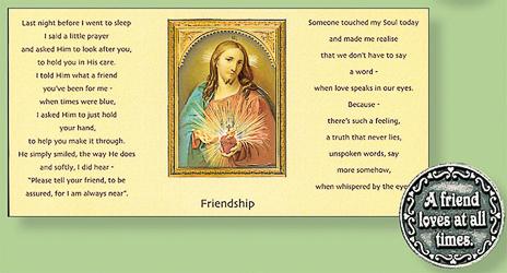 Pocket Token - Friendship