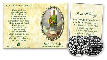 Pocket Token - Saint Patrick