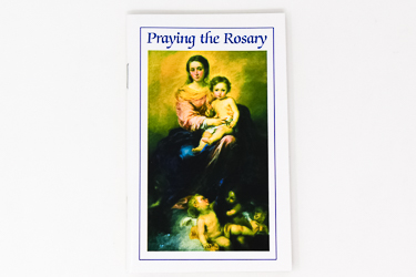 Praying the Rosary Book.