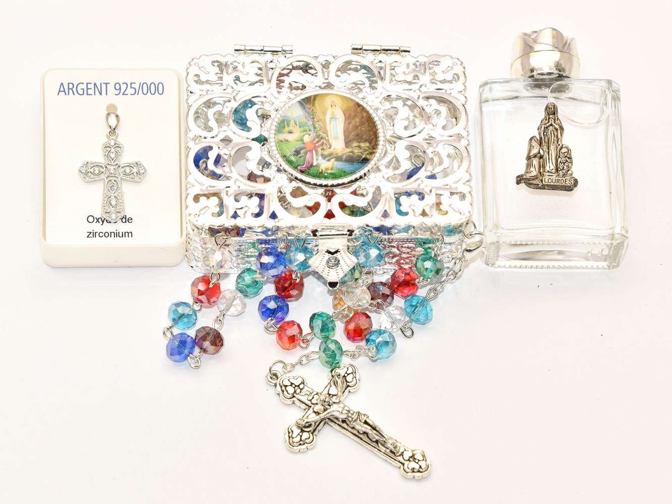 Sterling Silver Apparition Gift Set.