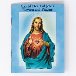 Sacred Heart of Jesus Novena & Prayers.